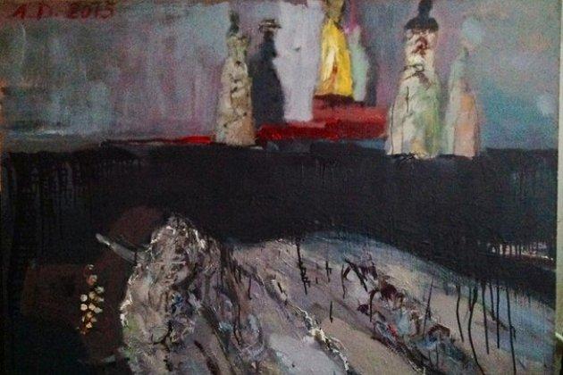 Выставка Аллы Давыдовой «Опера и балет»