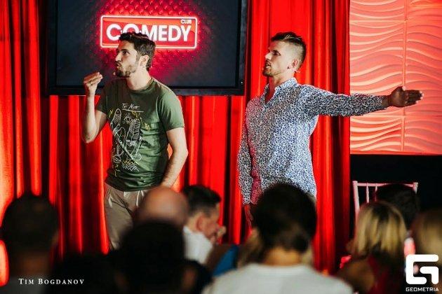 Заключительная летняя вечеринка Comedy Club Saint-Petersburg