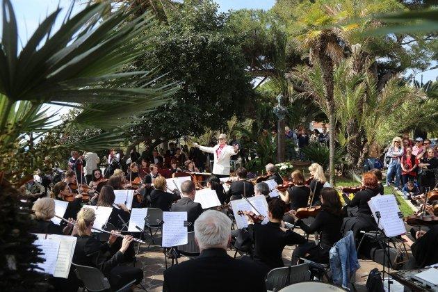 Концерт симфонического оркестра «Классика» в Ледовом дворце