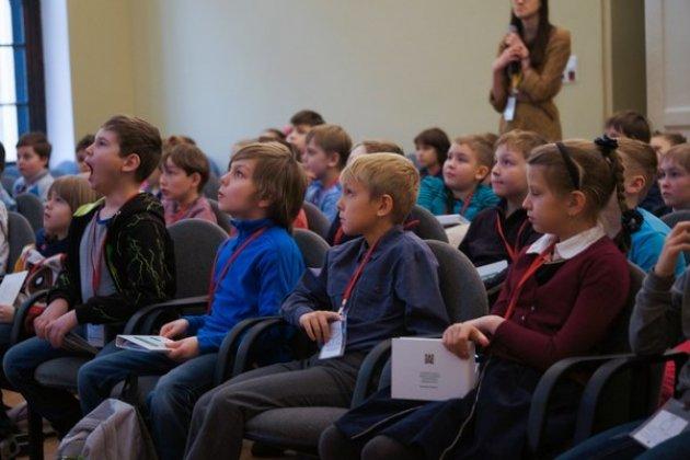 Лекции от Университета детей