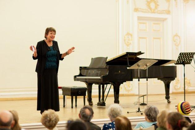 Музыкальный салон «Оперный театр Саввы Мамонтова и его традиции»