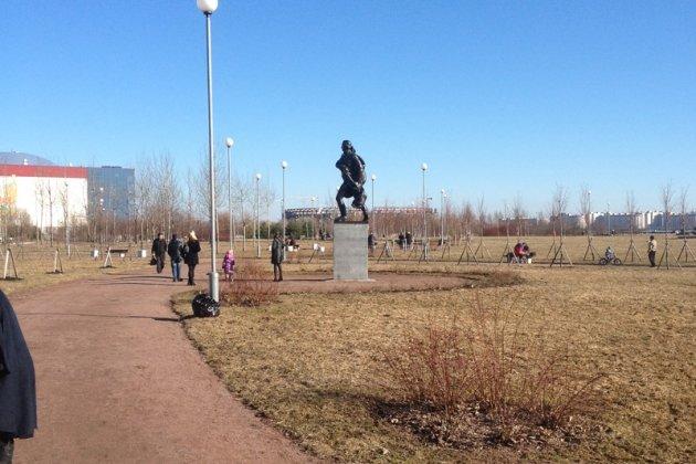 Парк 300-летия в Питере