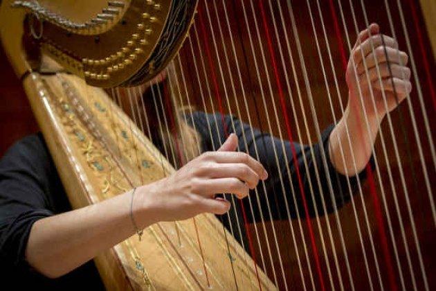 Концерт арфовой музыки «Чарующей арфы звуки волшебные...»