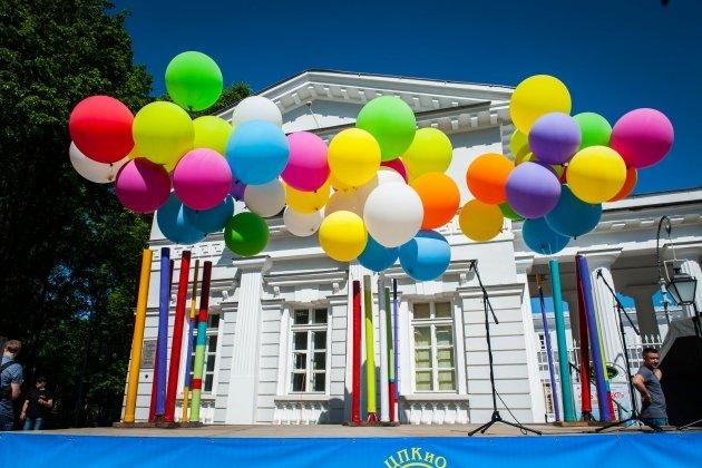 Международный социально-культурный фестиваль «Есть контакт!»