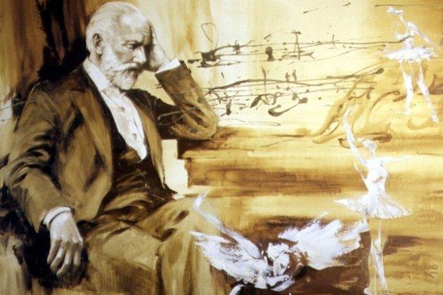 Произведения П.И.Чайковского в исполнении артистов «Петербург-Концерта»