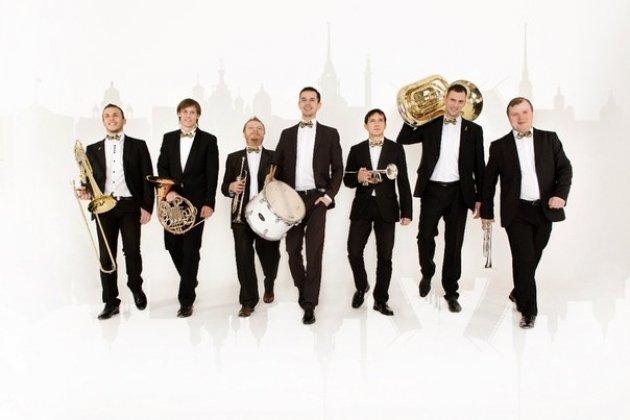 Концерт духового ансамбля «Olympic-brass»