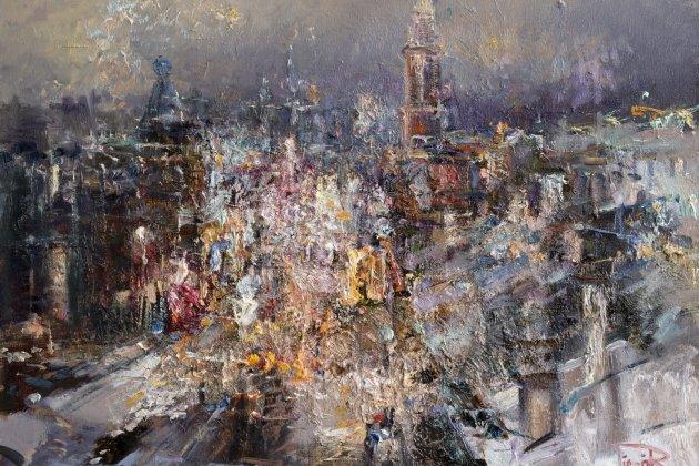 Выставка «Роман Ляпин. 2856»