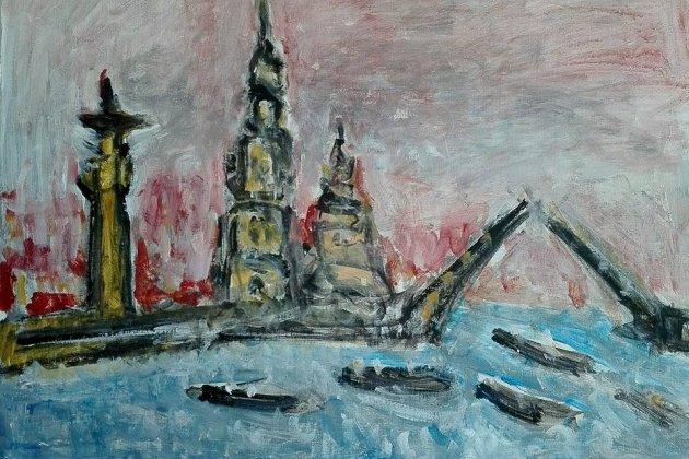 Выставка «От наива к аутсайдерству»