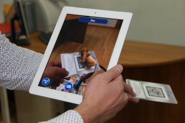 «Взгляд в будущее» – интерактивная выставка высоких технологий