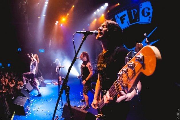 Концерт группы «F.P.G.»