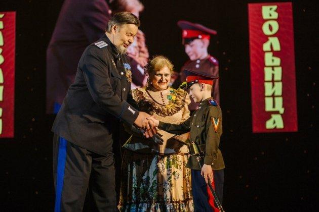 Всероссийский фестиваль «Казачья вольница»