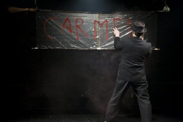 Спектакль театра АХЕ «Господин Кармен»