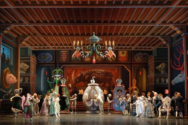 Абонемент «Волшебный мир театра»
