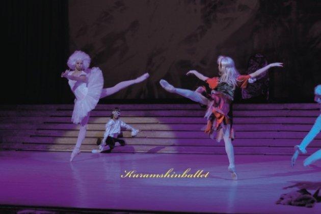 Балет-сказка «Снежная королева»