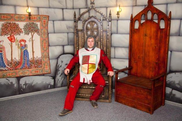 Спектакль «Легенды старого замка» в интерактивном музее-театре «Сказкин дом»