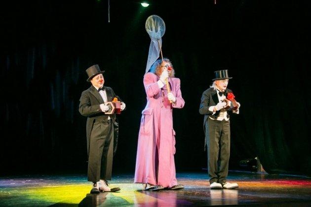 Клоунская программа «Anima Allegra - радостная душа»