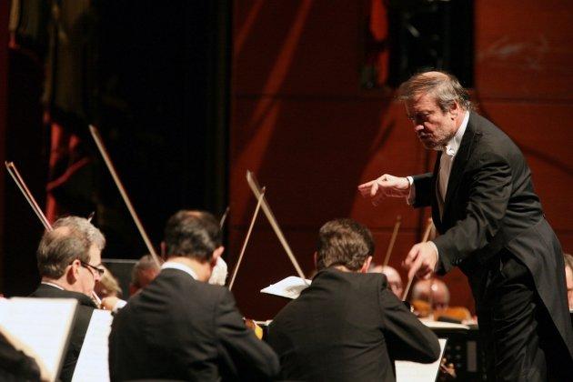 Концерт Симфонического оркестра Мариинского театра на Дворцовой площади