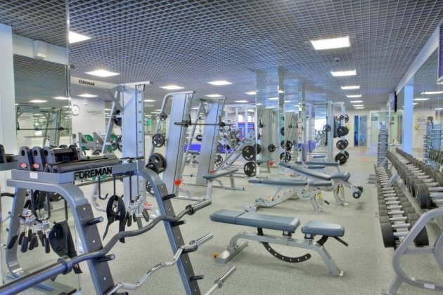 Фитнес-центр FitFashion «Ginza Fitness»