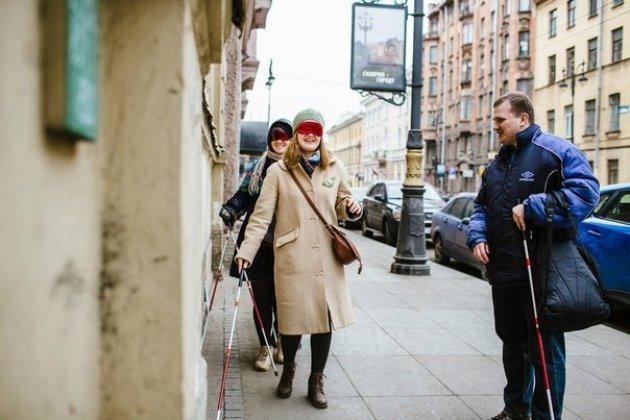 Новый проект «Осязаемый Петербург»