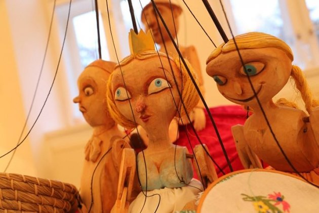 Кукольный спектакль open-air «Старинные чешские сказания»
