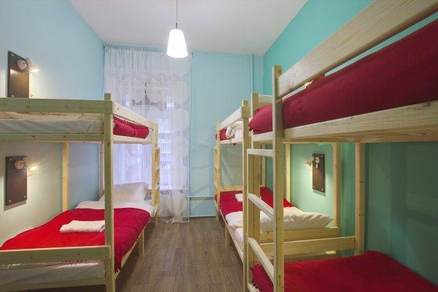 Хостел UNDERGROUND HALL в Санкт-Петербурге
