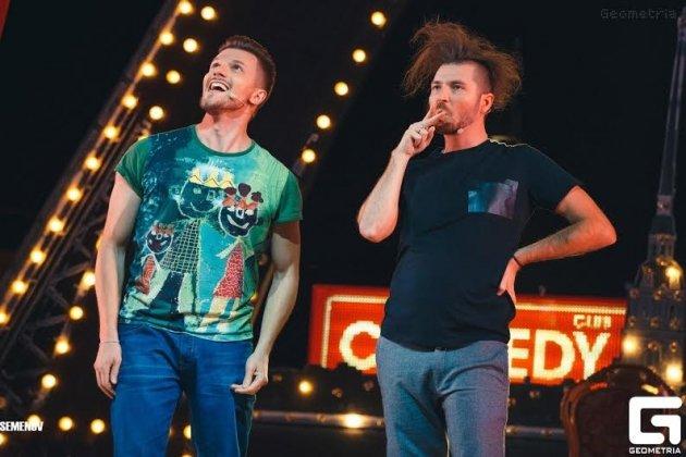 Праздничная вечеринка Comedy Club Санкт-Петербург