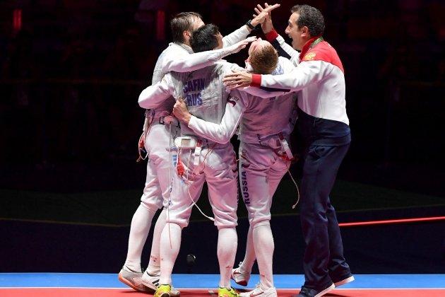 Фестиваль Олимпийского фехтования