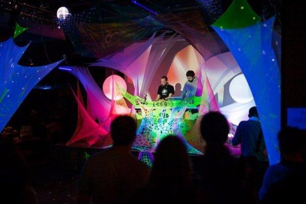 Фестиваль атмосферной музыки «Ночь Космонавтики»