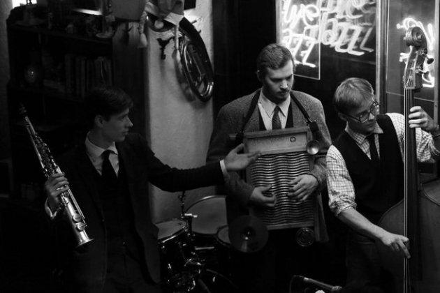 Концерт группы Canal Street Band