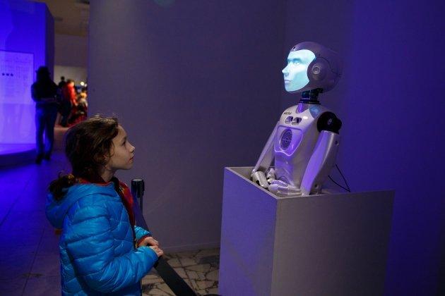 Интерактивная выставка «Бал роботов»