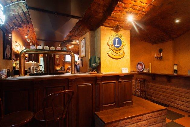 Ресторан «Паратовъ»
