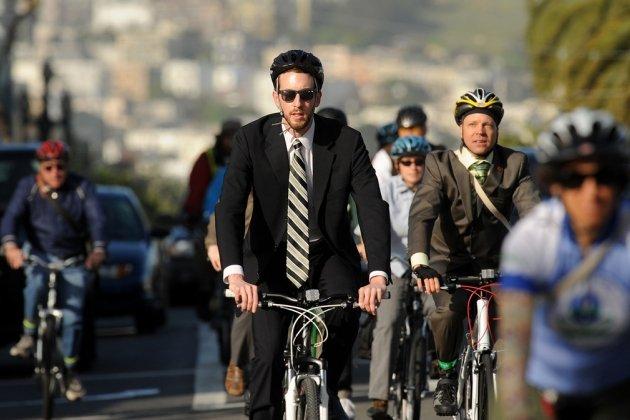 Акция «На велосипеде на работу»