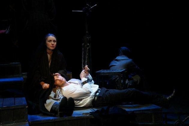 Спектакль «Александр Сергеевич Пушкин «Анджело» или «...ничего лучше я не написал»