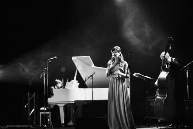 Концерт Анны Колчиной и Трио «Лойко»