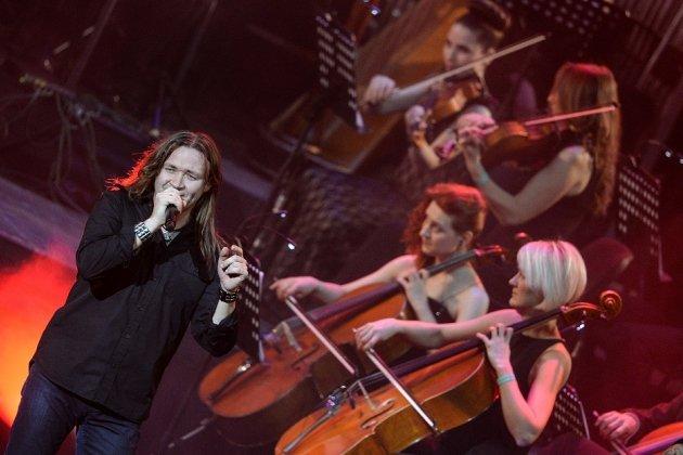 Euroshow promoter представляет: «Ария» с симфоническим оркестром