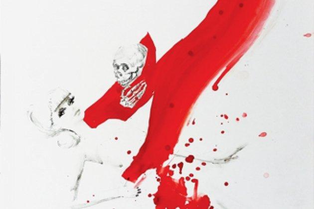 Выставка Анастасии Куракиной «Жизнь смерти»