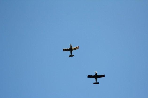 Полеты на самолетах от компании «Авиадух»