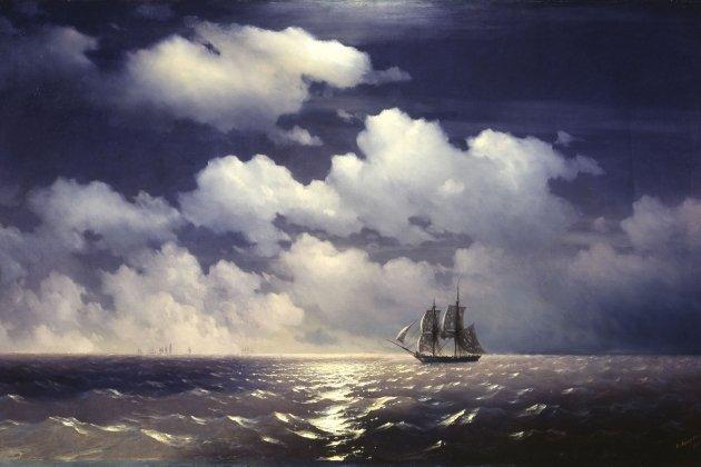 Выставка «И.К. Айвазовский. К 200-летию со дня рождения»