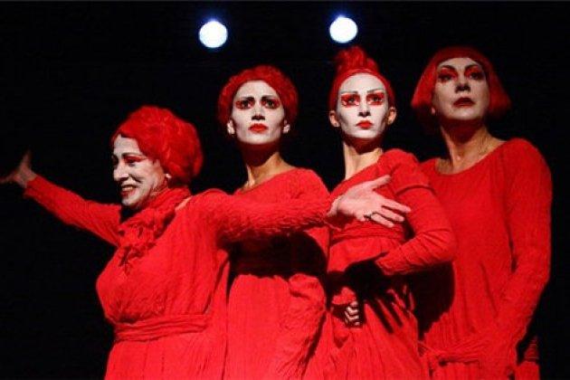 Спектакль Театра Ди Капуа «Монологи V»