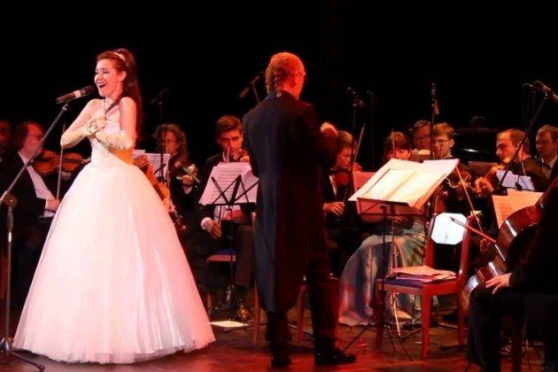 Симфонический оркестр Игоря Пономаренко «Зимний бал. Штраус»