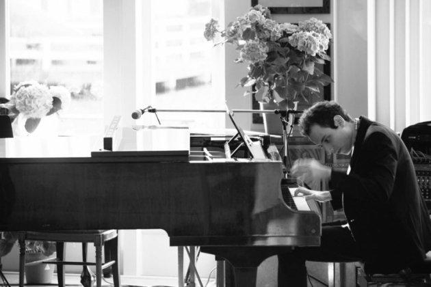 Фортепианный концерт Bence Peter