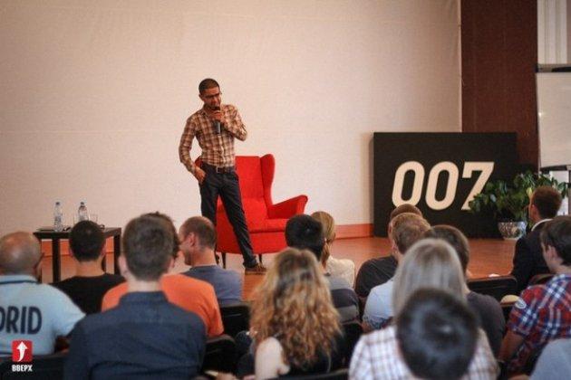 Мастер-класс «Как создать свой бизнес с нуля»