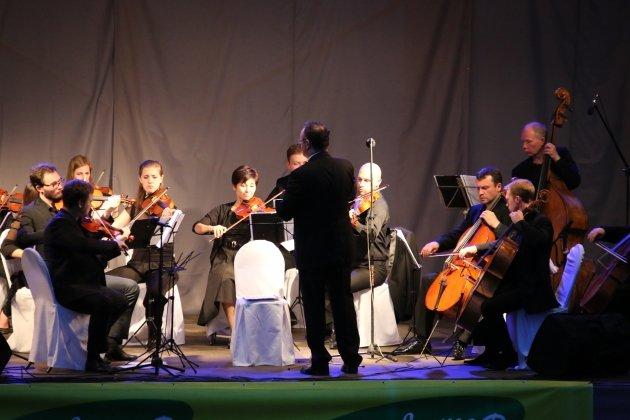 Вечерний общедоступный концерт в Петропавловской крепости