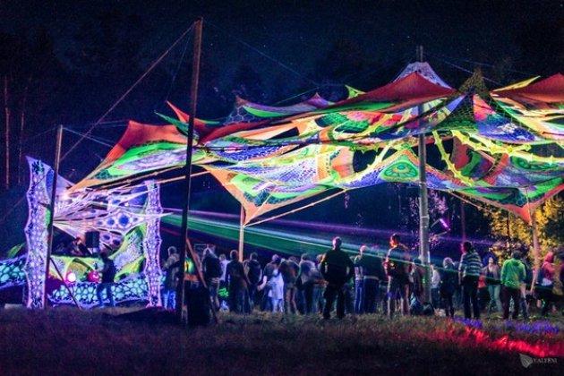 Фестиваль музыки, спорта и туризма «Abstraction Festival»
