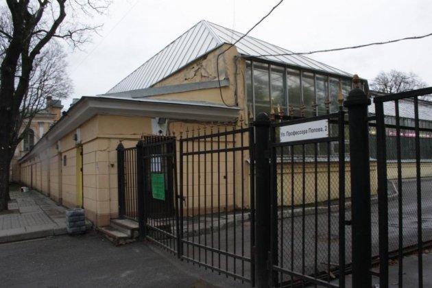 Ботанический музей в Санкт Петербурге