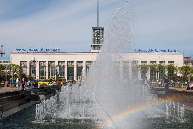 Площадь Ленина в Санкт-Петербурге