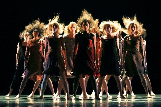 Международный фестиваль современной хореографии «CONTEXT. Диана Вишнева»