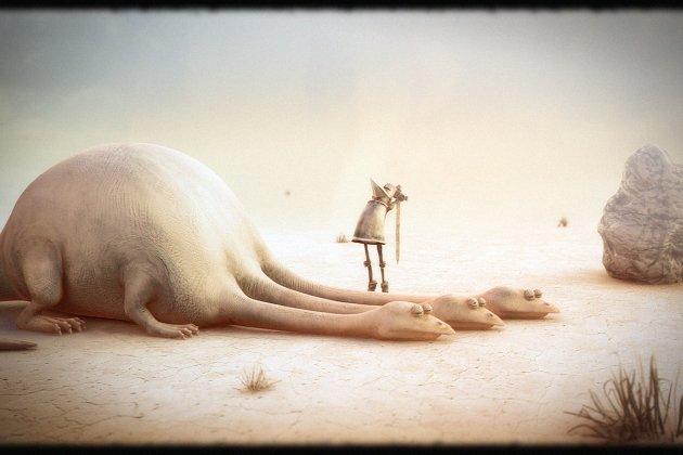 Современные анимационные сказки «Укротитель облаков»