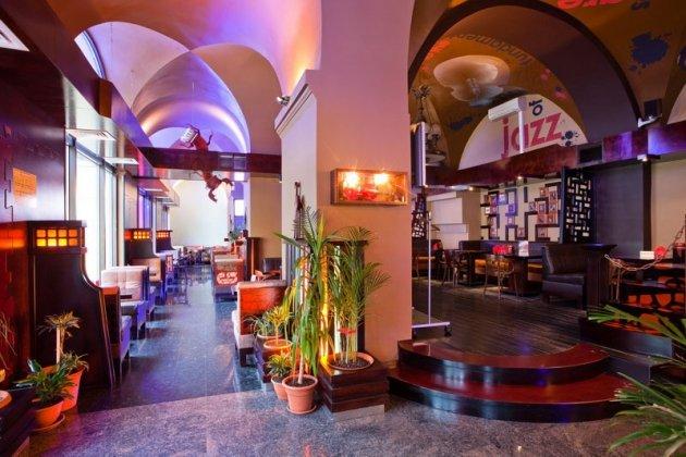 Кофейная гамма в Питере