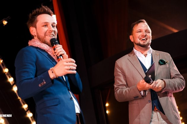 Новый летний сезон Comedy Club Saint-Petersburg